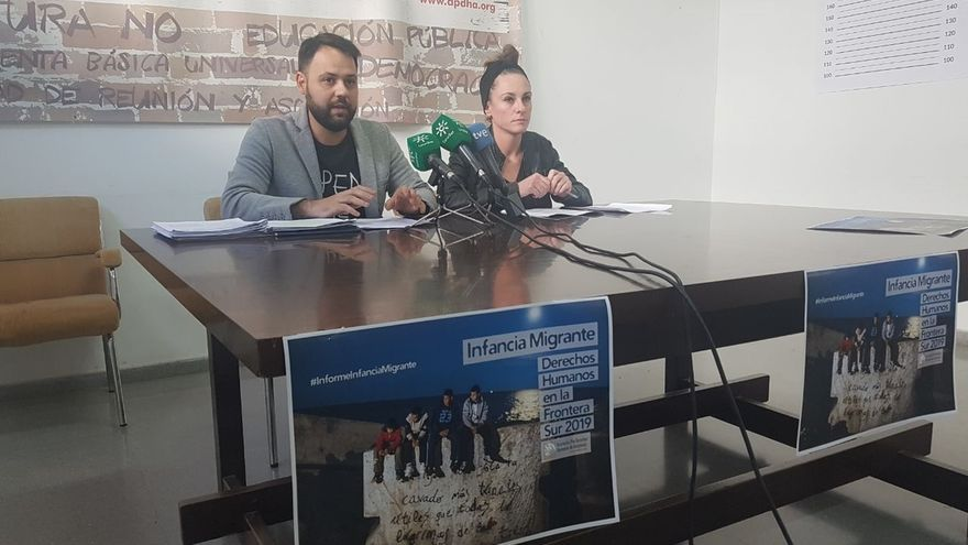 """Apdha alerta en un informe de las """"sistemáticas vulneraciones"""" de los derechos de la infancia migrante en Andalucía"""