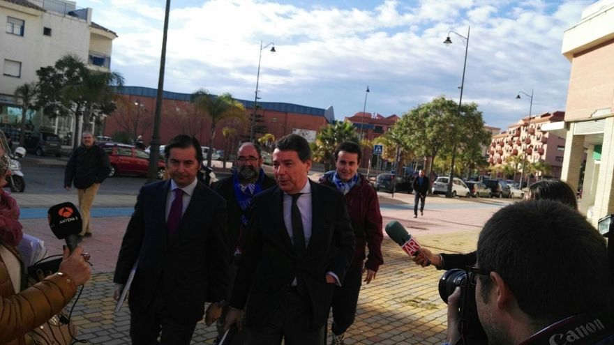 """Ignacio González: """"No he hecho nunca nada ilegal"""""""