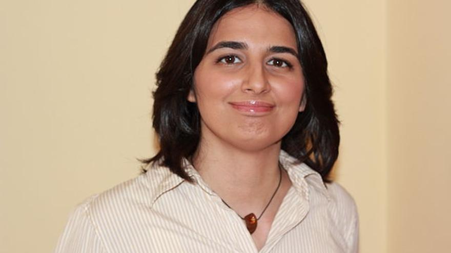María Sefidari fue la primera vicepresidenta de la asociación Wikimedia España