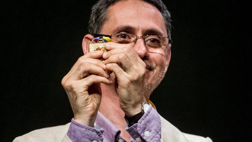 Pablo Montoya, ganador del Rómulo Gallegos: No voy a ser una vedete literaria