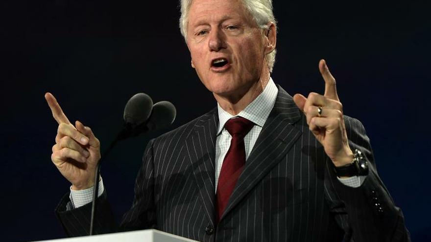 """Bill Clinton sobre el """"impeachment"""": El Congreso hace lo que cree que es correcto"""