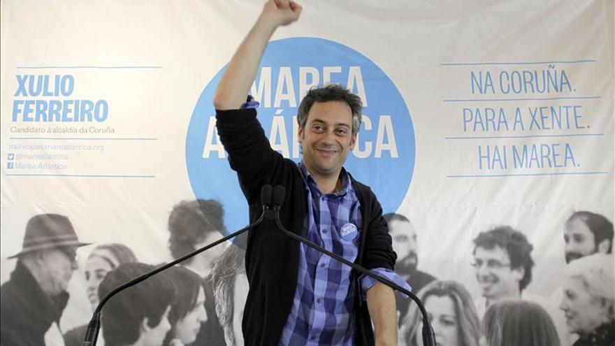 Marea Atlántica suma un voto en su ventaja al PP, que recurrirá 56 papeletas