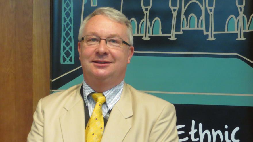 Martín Mckee, codirector del Centro Europeo para la Salud en Sociedades de Transición.
