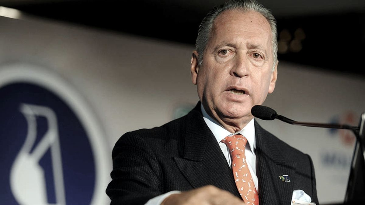 Funes de Rioja, vicepresidente de la UIA y presidente de Copal