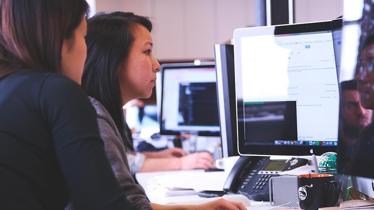 Las mujeres representan el 24% del trabajo en ciencia y tecnología