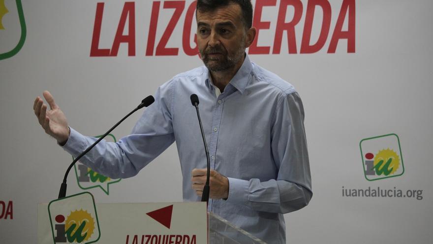 Coordinadora Andaluza de IU ratifica el acuerdo con Podemos, que votarán militantes y simpatizantes del 12 a 17 de junio