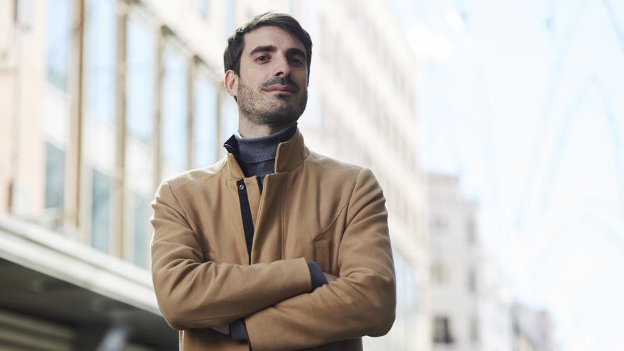 """Pablo Simón, politólogo y autor de """"El príncipe moderno"""""""