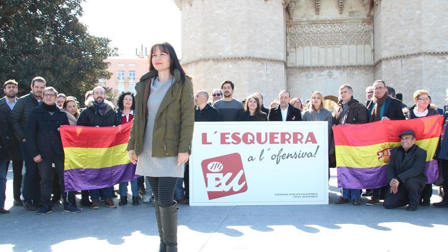 Rosa Albert, candidata de Esquerra Unida a la alcaldía de València