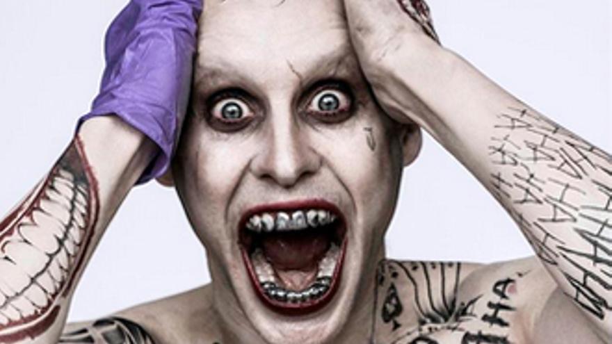 La primera imagen de Jared Leto como el Joker de 'Suicide Squad' se hace Trending Topic