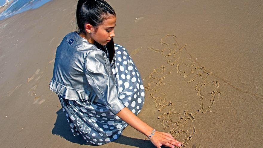 Melani anima a reciclar y salvar los océanos en el videoclip de 'Marte', su tema para Eurovisión Junior 2019