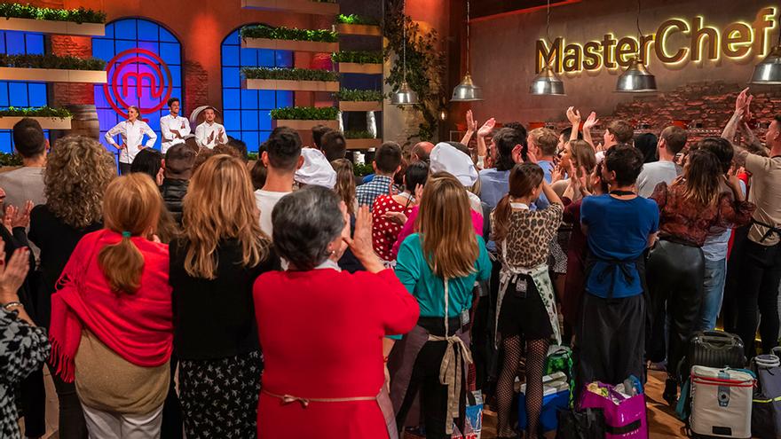 'MasterChef 8' muestra cómo fueron sus castings en Madrid y Sevilla antes de su estreno