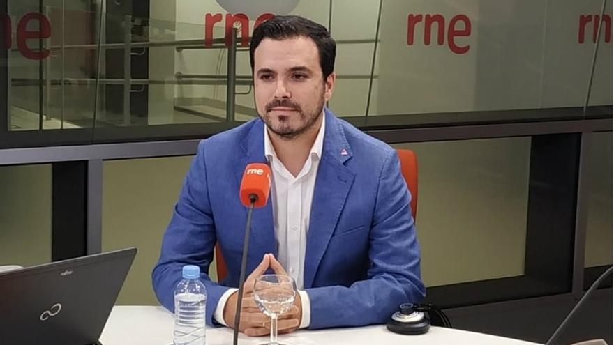 """Garzón apuesta por que el Gobierno influya en el proceso judicial contra el independentismo: """"Sería un gesto positivo"""""""