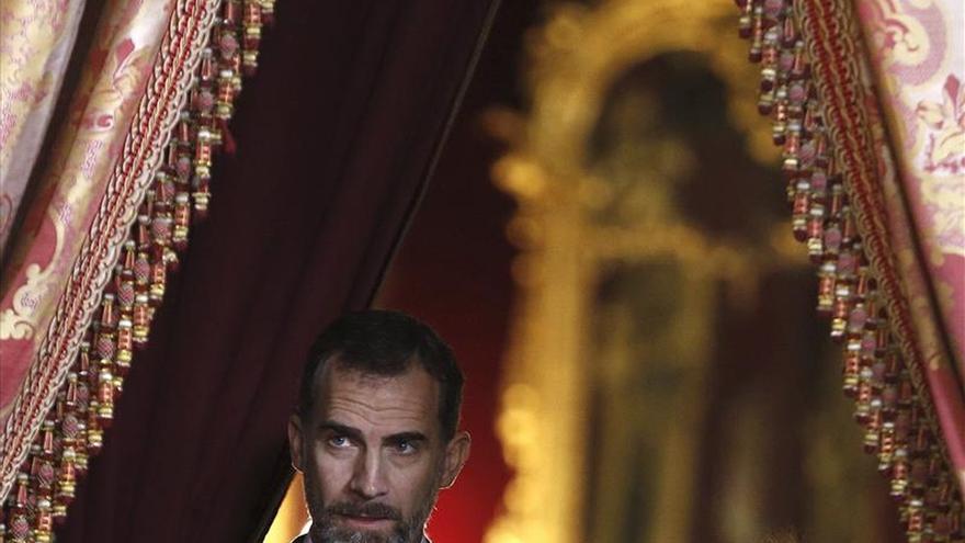 Felipe VI, en una imagen de archivo.