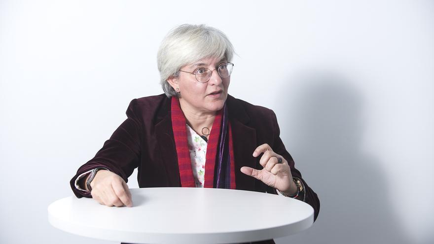 La abogada experta en derecho deportivo María José López. FOTO: FERNANDO SÁNCHEZ