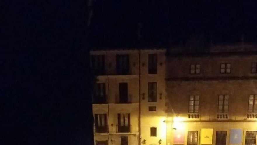 Operación policial de desalojo palacio del Marqués de Rozalejo, Pamplona