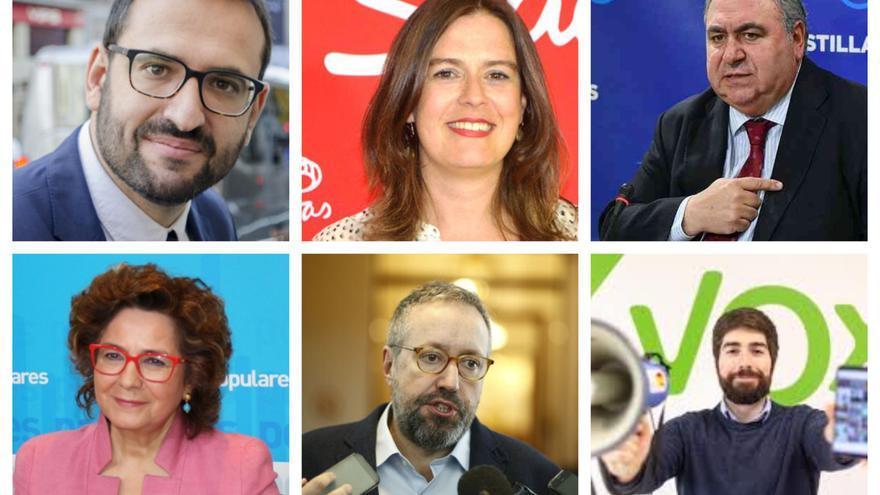 Diputados por la provincia de Toledo en el Congreso tras las elecciones del 28A