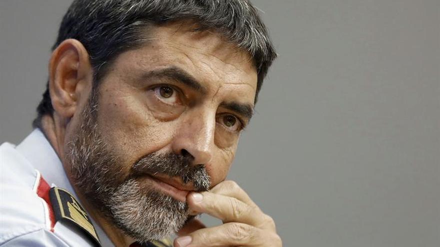 La Audiencia Nacional cita a Trapero como imputado por un delito de sedición.