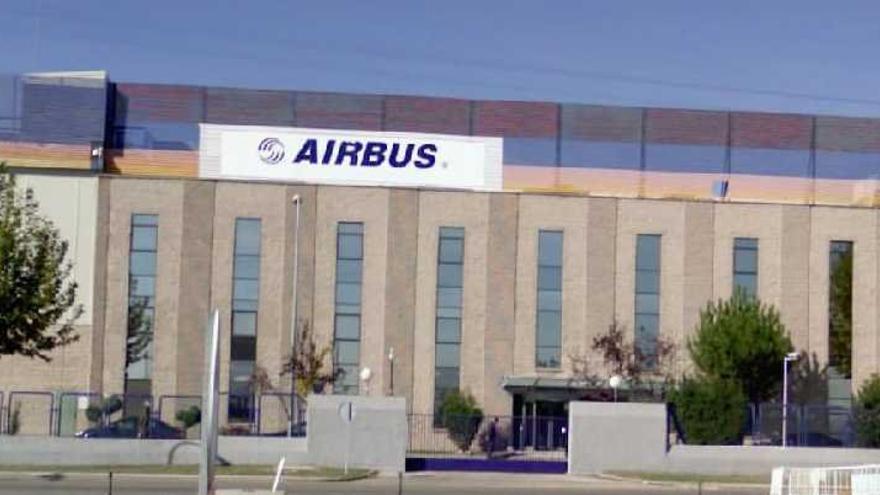 Planta de Airbus en Illescas (Toledo) / Ayuntamiento