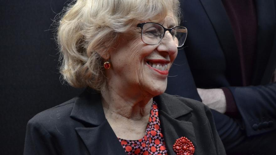 Carmena será investida este viernes doctor honoris causa por la Universidad de la Salle de México