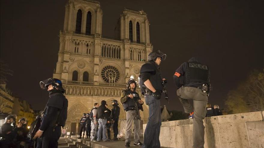 Conmoción mundial por los atentados en de esta noche en París