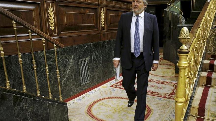 Méndez de Vigo propone un pacto educativo al margen de los vaivenes políticos