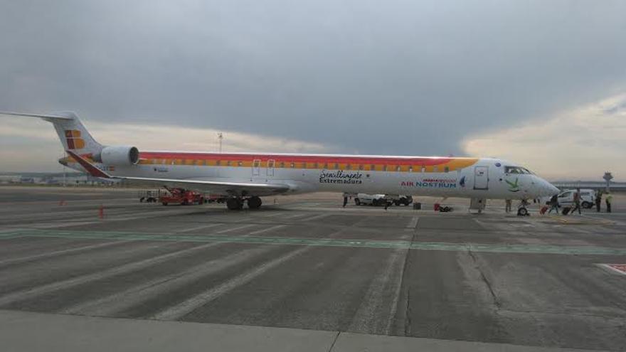 Air Nostrum Badajoz Sencillamente Extremadura