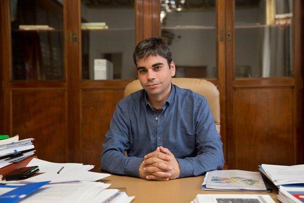 Jorge García Castaño (Ahora Madrid)