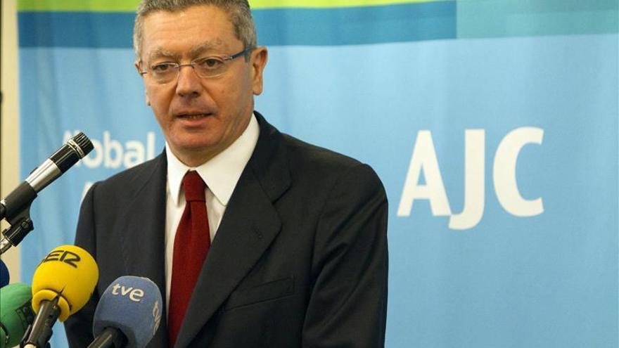 El Tribunal de la UE se declara incompetente sobre las tasas judiciales de Gallardón