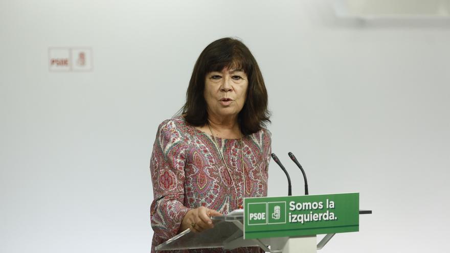"""Narbona pide a Puigdemont que """"vuelva a España"""" y se enfrente """"con sus responsabilidades ante la Justicia"""""""