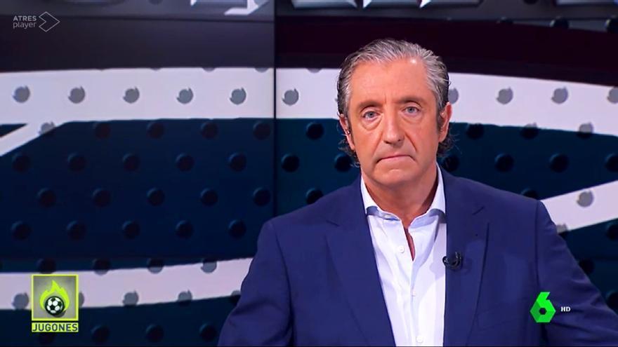 Josep Pedrerol en 'Jugones'