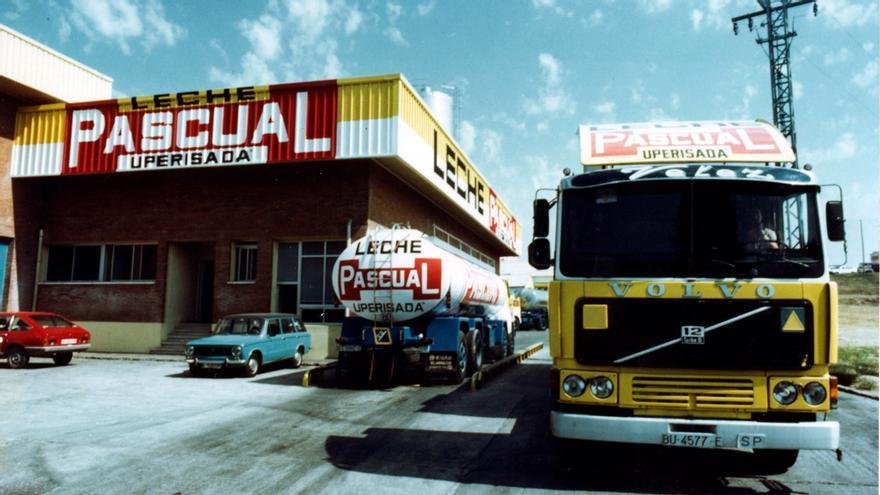 Leche Pacual celebra en 2019 su 50 aniversario.