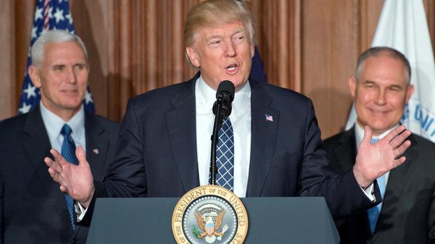 """Trump autoriza incrementar """"ataques de precisión"""" contra Al Shabab en Somalia"""