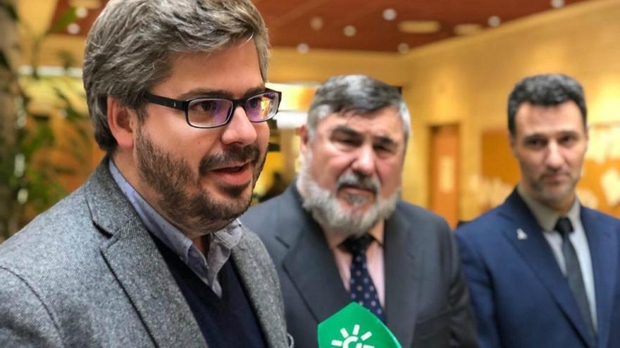 Cargos y afiliados de Ciudadanos dan apoyo a Hervías como secretario de Organización frente a los que piden su dimisión
