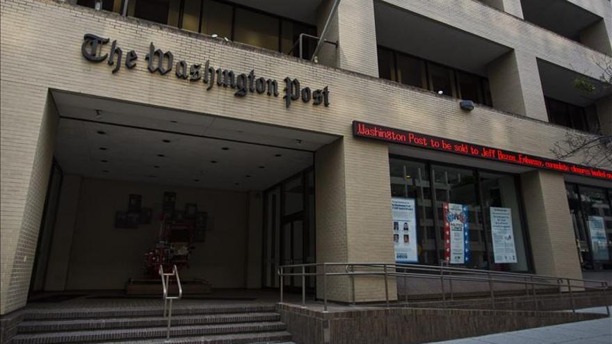 The Washington Post acuerda vender su sede por 159 millones de dólares