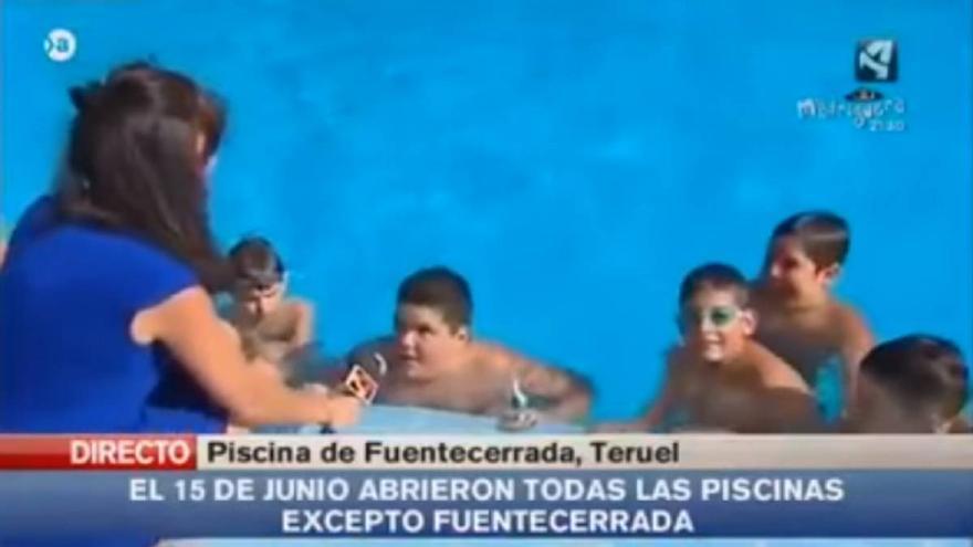 Álvaro de Fuentecerrada en su famoso vídeo viral