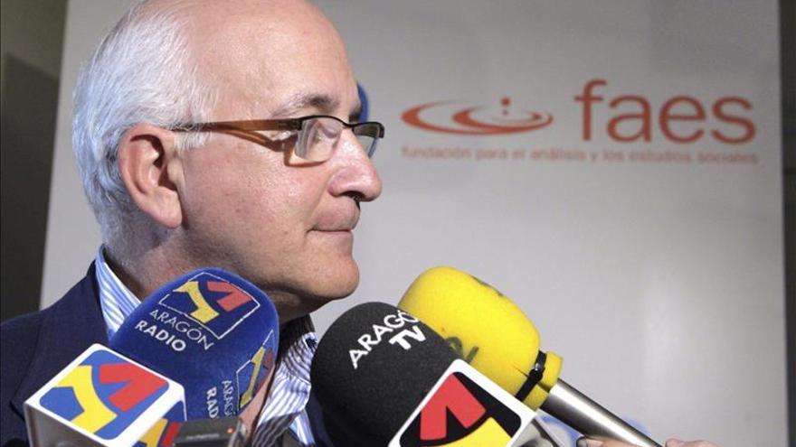 FAES advierte que el objetivo de Ciudadanos es acabar con el PP