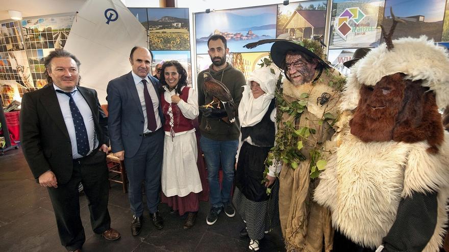 Navartur expone hasta el domingo la oferta turística de países y comunidades autónomas