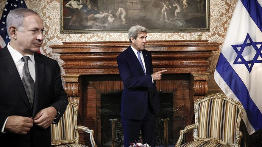 """Netanyahu cree que el discurso de Kerry fue """"sesgado"""" y """"obsesivo"""" con las colonias"""