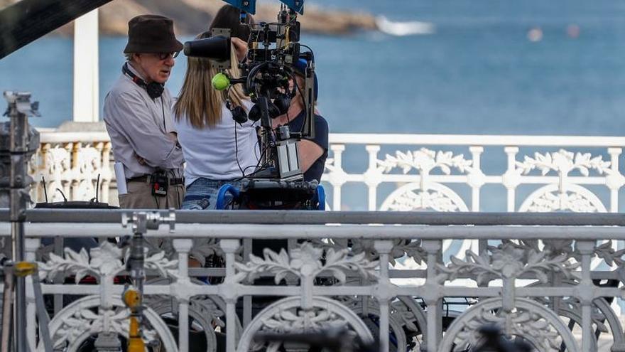 El filme que Allen rodó en San Sebastián ya tiene título: Rifkin's Festival