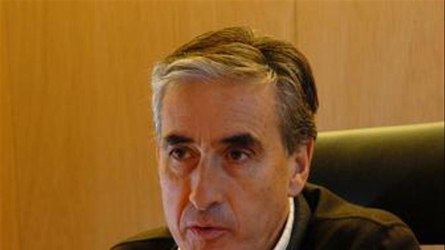 Ramón Jáuregui. (EUROPA PRESS)