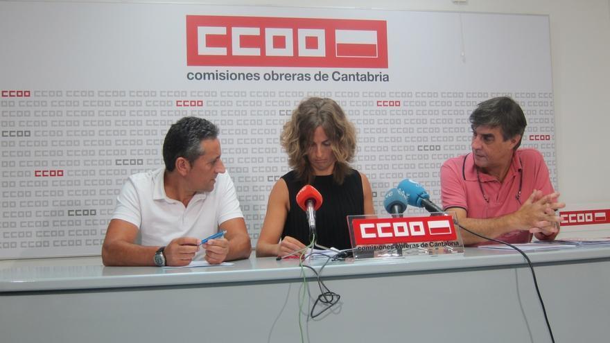 """CCOO denuncia a Santurban por cambiar el convenio para """"discriminar"""" a 314 trabajadores de Corporaciones Locales"""
