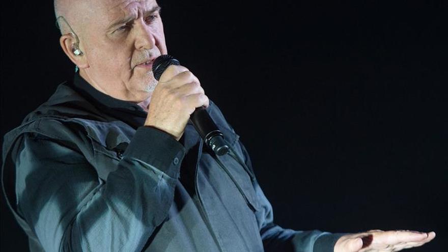 Peter Gabriel confirma festival Womad en Chile por segundo año consecutivo