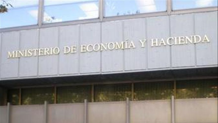 Sede del ministerio de Economía y Hacienda