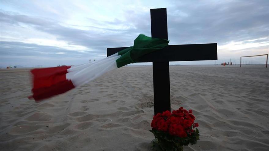 Ofrecen recompensa por sospechosos del asesinato de turista italiano en Río