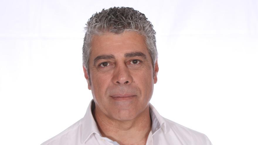 Luis Román Torres es alcalde de Fuencaliente.