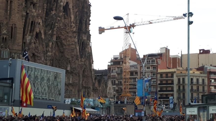 La CCMA dice que la Junta Electoral desestima la petición del PP de no emitir la manifestación de Barcelona