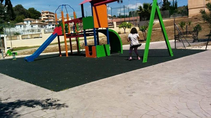 La niña de 9 años con discapacidad de Málaga que ha sufrido una huelga de sus compañeros para que la trasladen de centro.