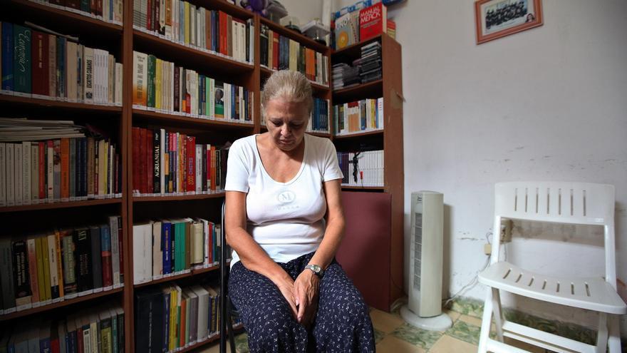 """La disidente cubana Roque está """"muy débil"""" tras su primer día en huelga de hambre"""