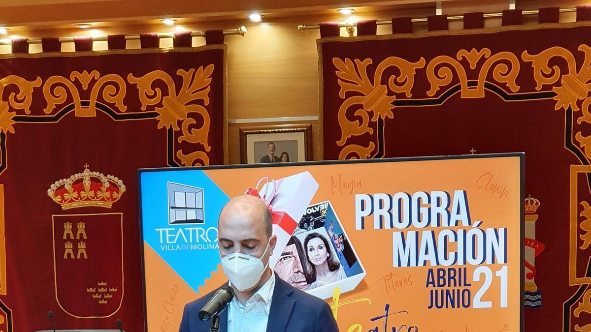 El alcalde de Molina de Segura
