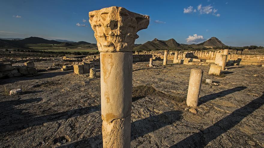 Basílica- Tolmo de Minateda FOTO: Gobierno Castilla-La Mancha
